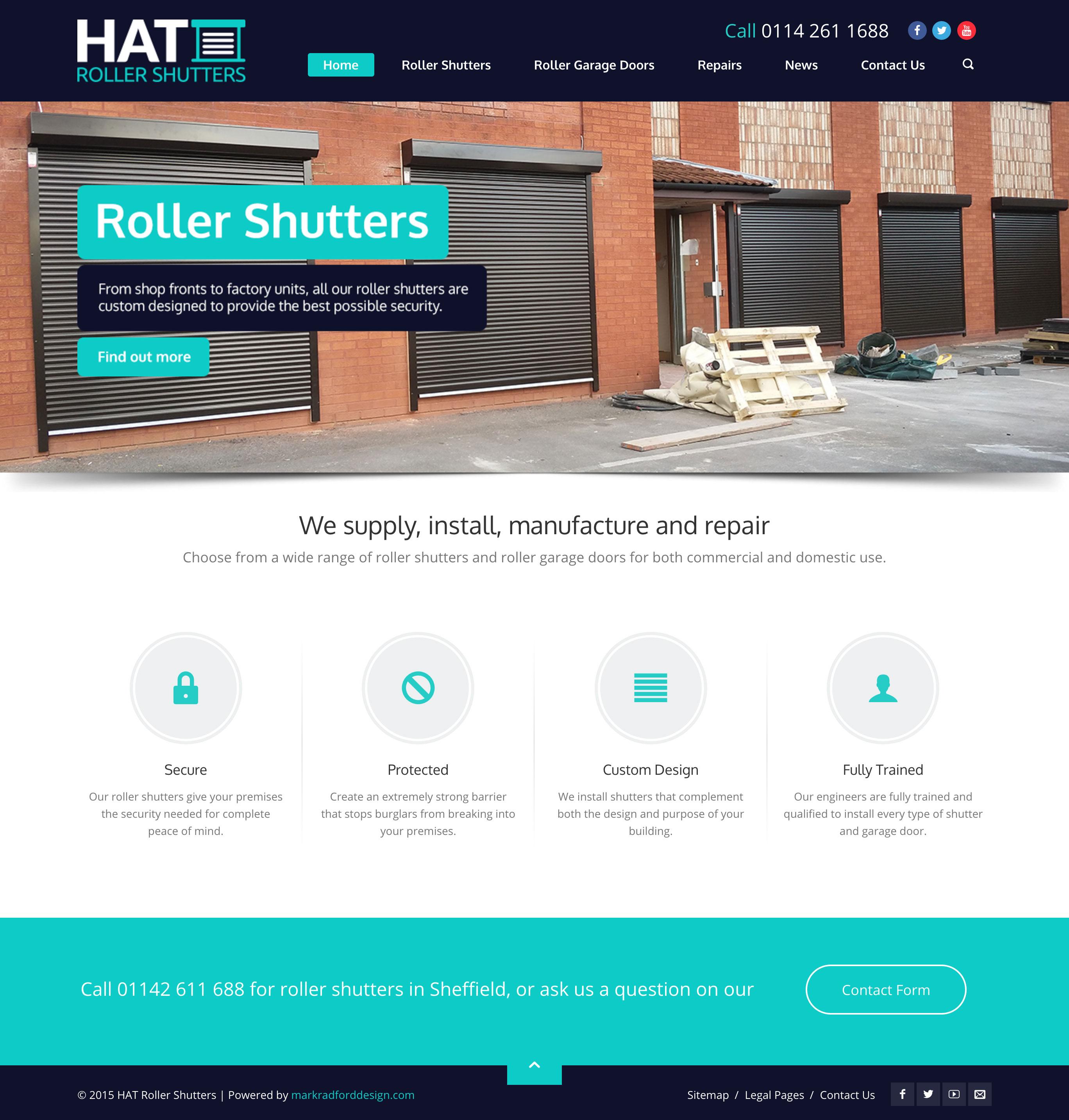 Hat-Roller-Shutters